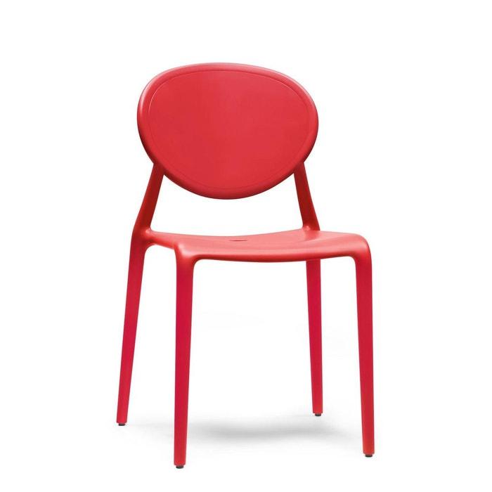 6 chaises design gio lot de 6 int rieur et ext rieur. Black Bedroom Furniture Sets. Home Design Ideas