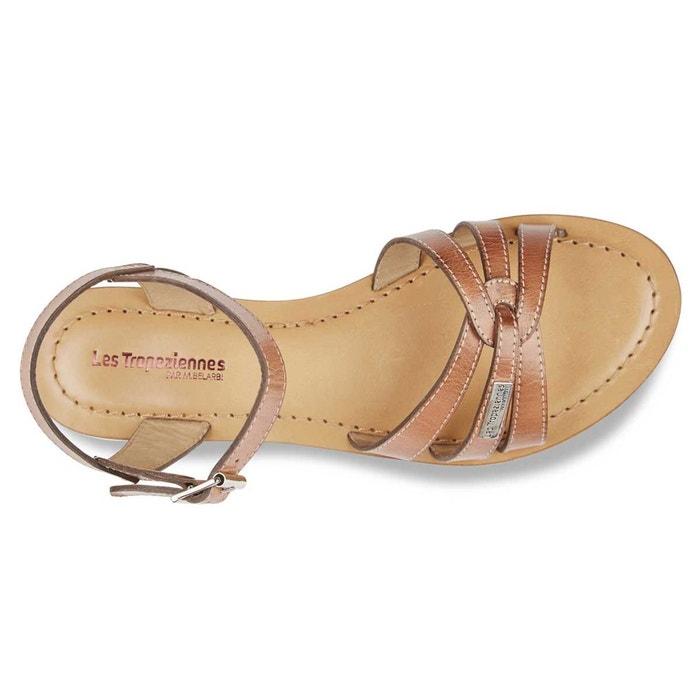 Sandales plates en cuirLes Tropeziennes iBzCKYxJJ
