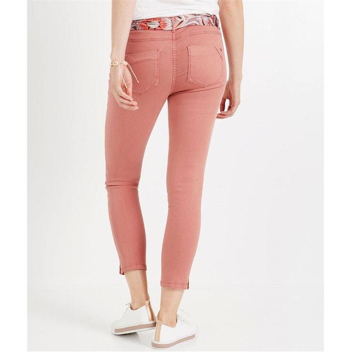 3082f95af3 Pantalon 7/8ème de avec ceinture Grain De Malice   La Redoute