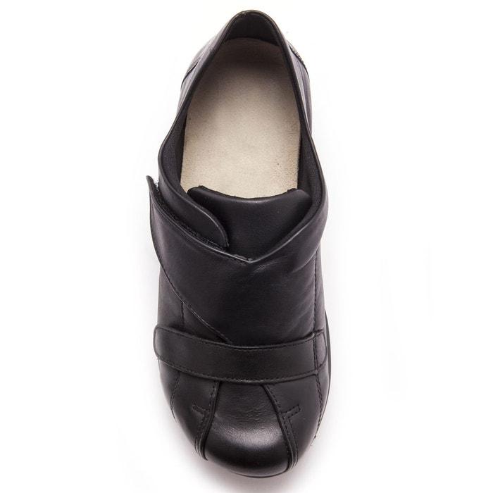 Derbies à scratch, spécial pieds sensibles Pediconfort