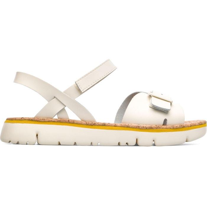 Oruga k200631-001 chaussures plates femme  beige Camper  La Redoute