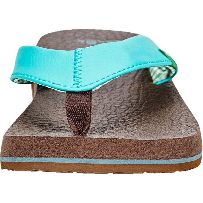 Yoga mat - sandales femme - turquoise turquoise Sanük