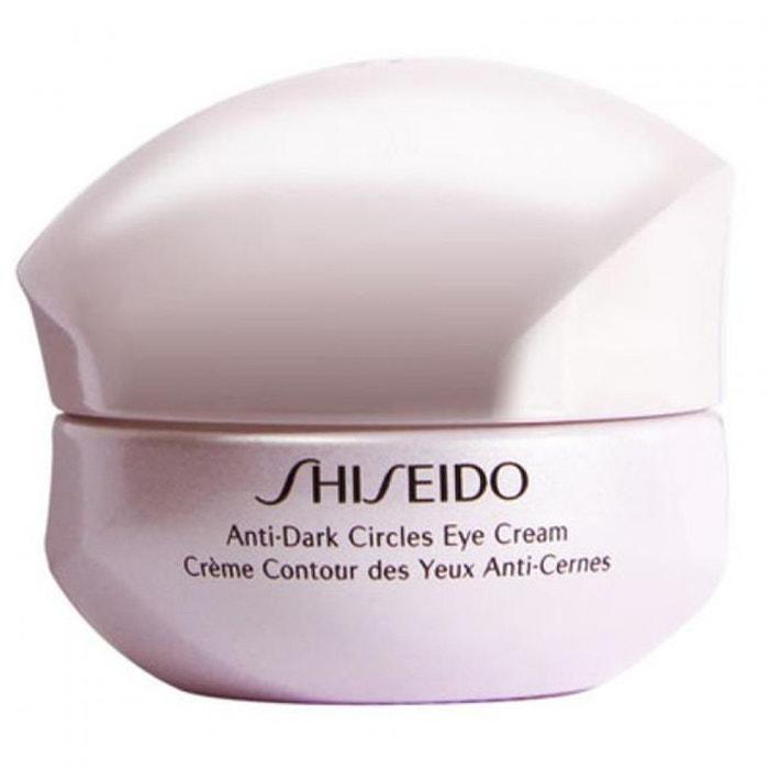 creme cont yeux anti cernes shiseido la redoute. Black Bedroom Furniture Sets. Home Design Ideas