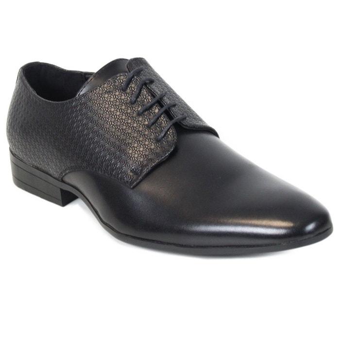 Chaussures elo587 noir Kebello
