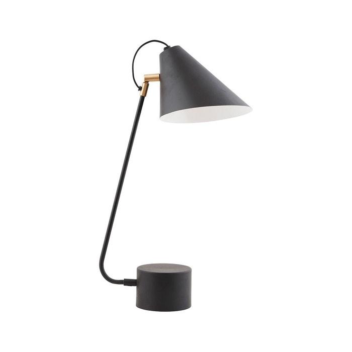 Herlig Lampe de table club noir et laiton house doctor multicolore House LH-13