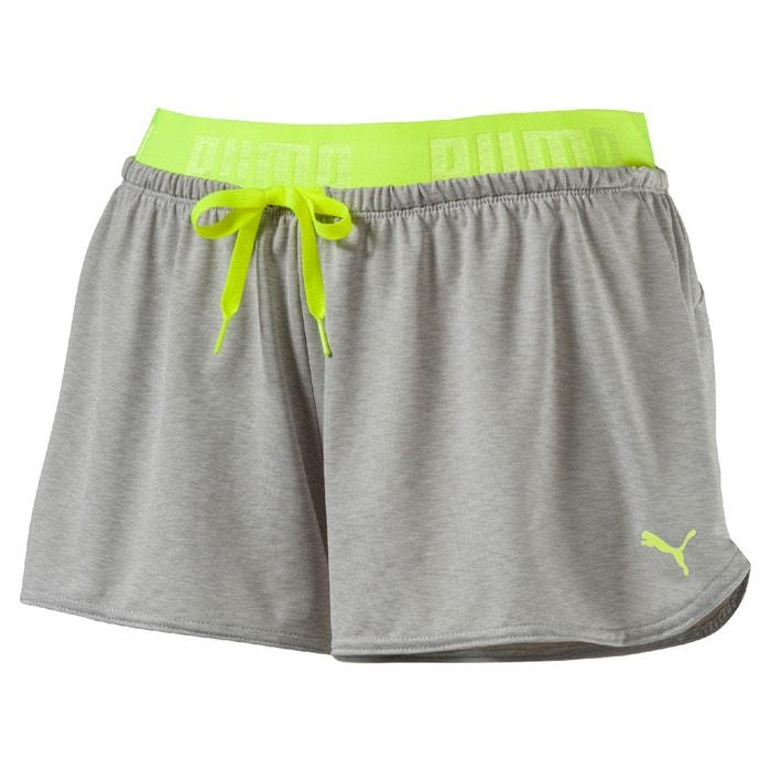 W Transit Drap Short.Lgh Plain Shorts