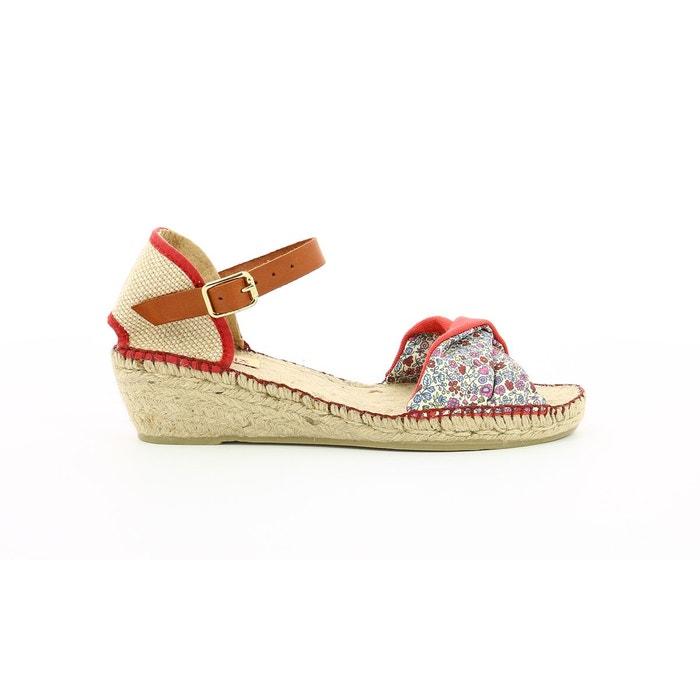 Sandales espadrilles talon compensé benji Pare Gabia Boutique En Ligne ZtCtz44