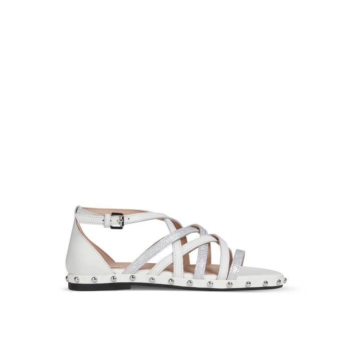 7b378aa1e74f2 D kolleen leather sandals