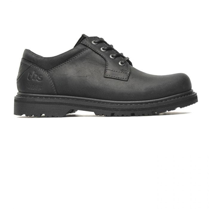 Chaussures stuart noir h17 noir Tbs