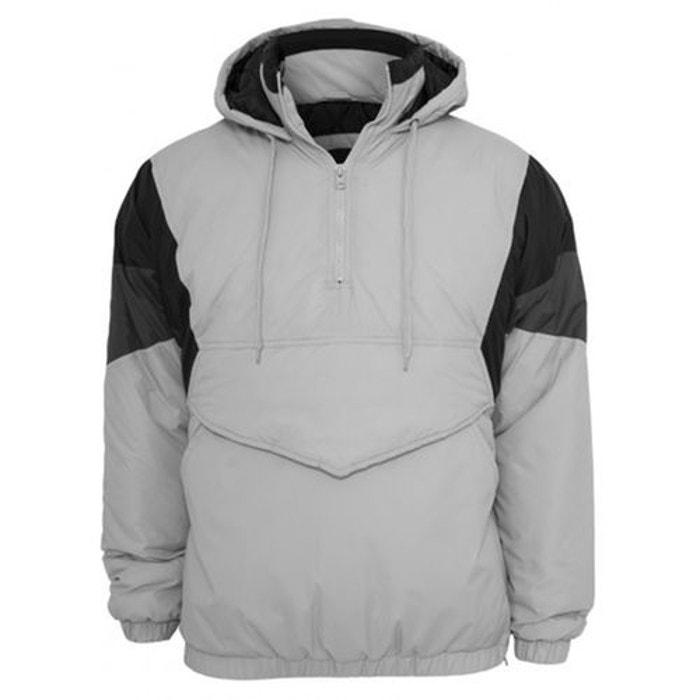 Veste d hiver enfilable gris Urban Classics   La Redoute 6a6411934a49