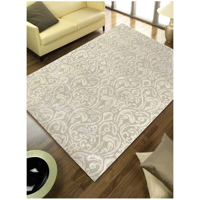Tapis manila vert tapis moderne 140 x 200 cm sanderson - Tapis salon grande taille ...