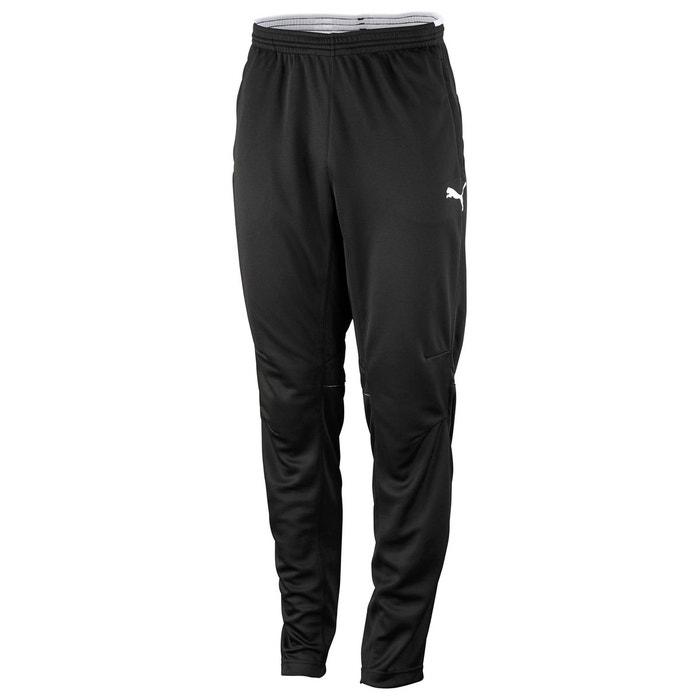 pantalon de sport essentials training pant noir puma la redoute. Black Bedroom Furniture Sets. Home Design Ideas