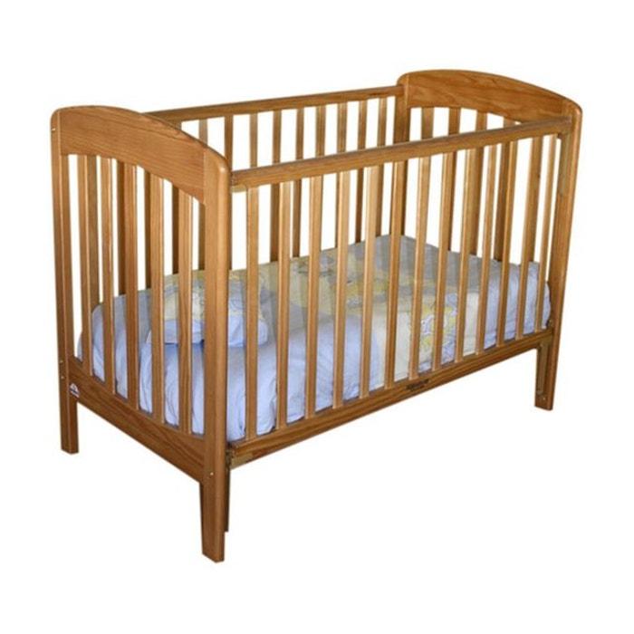 pack lit b b barri re coulissante avec matelas andy. Black Bedroom Furniture Sets. Home Design Ideas