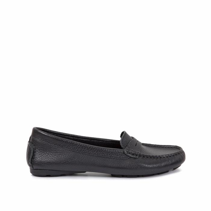 Edwina Soft Leather Loafers  HEYRAUD image 0
