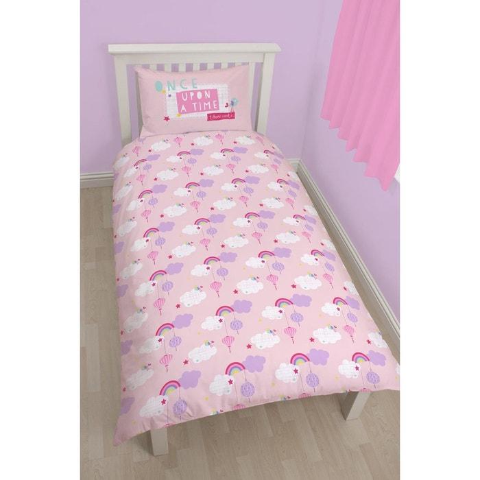 Parure de lit disney princess enchanting multicolore disney princess la red - La redoute parure de lit ...