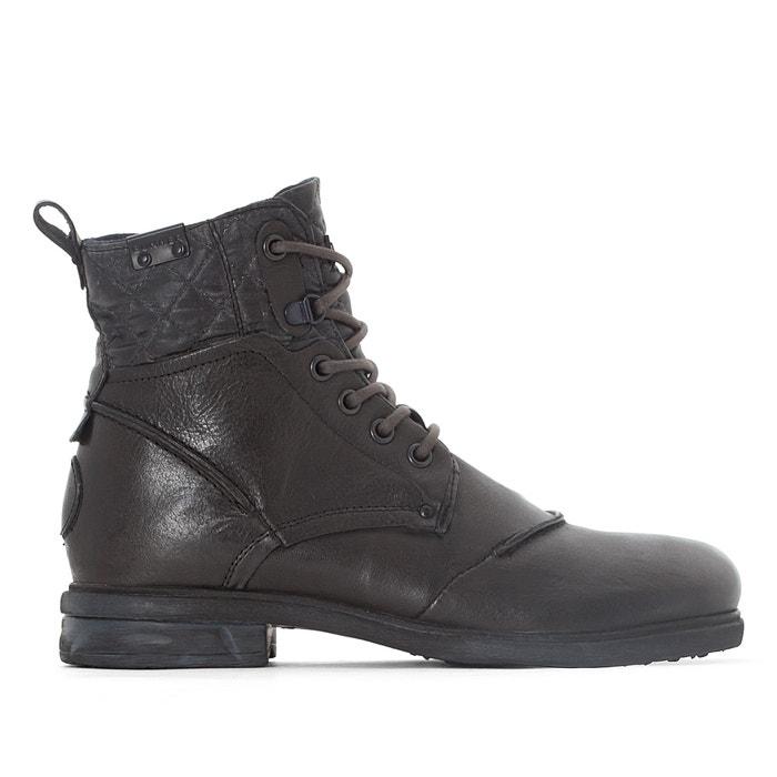 Image Boots cuir Pop BUNKER