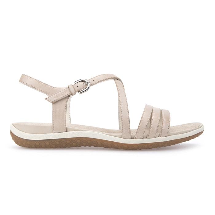 Sandales cuir D SANDAL VEGA C  GEOX image 0