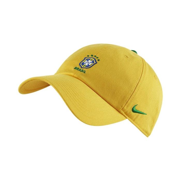Casquette nike brasil h86 core jaune homme jaune Nike | La Redoute Meilleur Prix De Liquidation Visiter Le Nouveau En Ligne Réduction Populaire Pas Cher Choisissez Un Meilleur 9BHUE6X