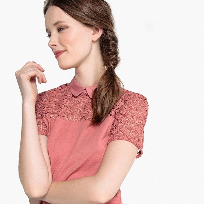 fdcd6515d7bcf Tee shirt manche courte femme | La Redoute