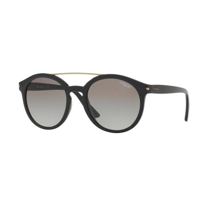 90fabd21d8 Lunettes de soleil vo5133s noir Vogue | La Redoute