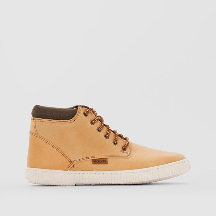 Hoge sneakers Bota piel cuelo  VICTORIA image 0