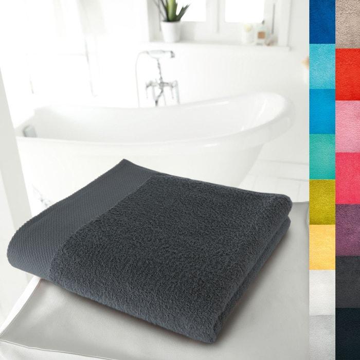 Other Image Lot de 1 drap de bain + 2 serviettes + 2 gants, 420g/m2 SCENARIO