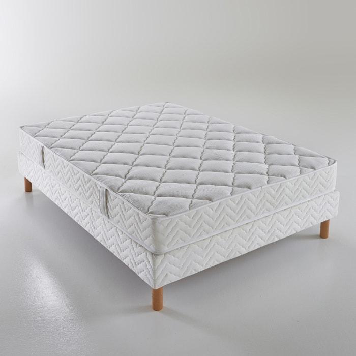 Image Matelas latex confort prestige très ferme, 7 zones REVERIE