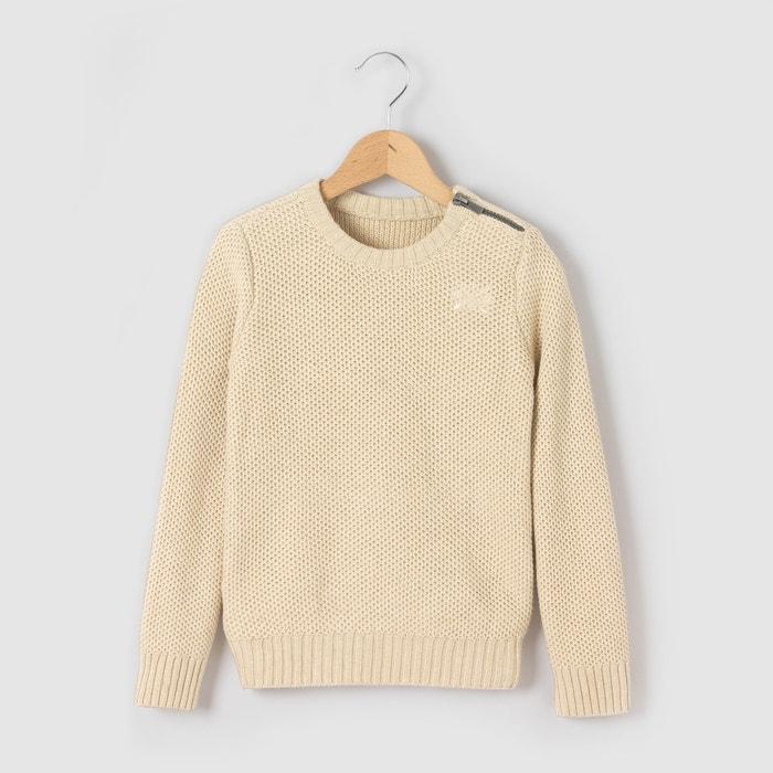 Bild Pullover, runder Ausschnitt, 3-12 Jahre abcd'R