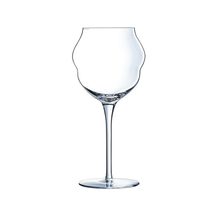 verre vin en cristallin 50 cl macaron vendu par 6 couleur unique luminarc la redoute. Black Bedroom Furniture Sets. Home Design Ideas