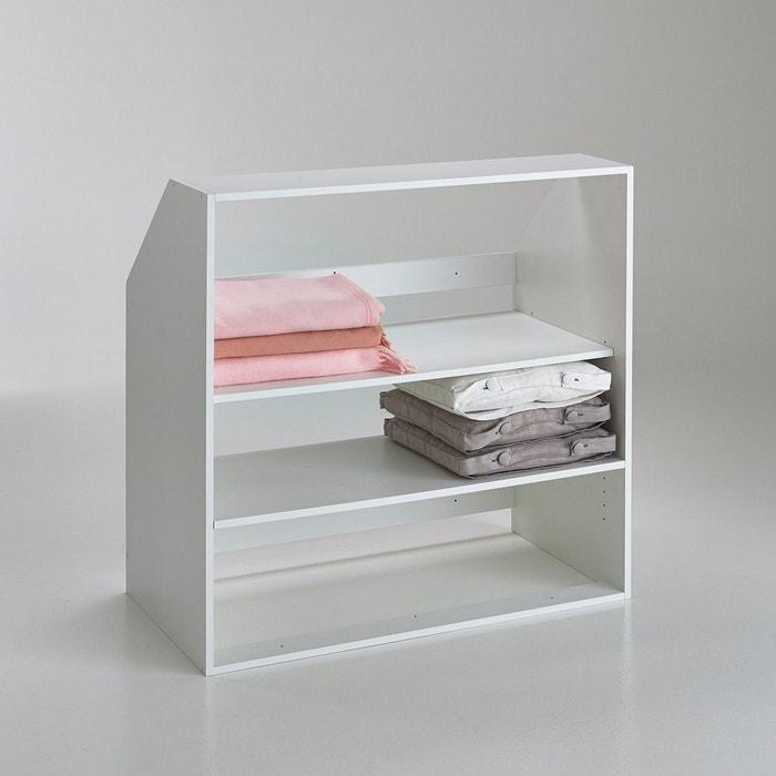 kleiderschrank modul r sima f r dachschr gen la redoute. Black Bedroom Furniture Sets. Home Design Ideas