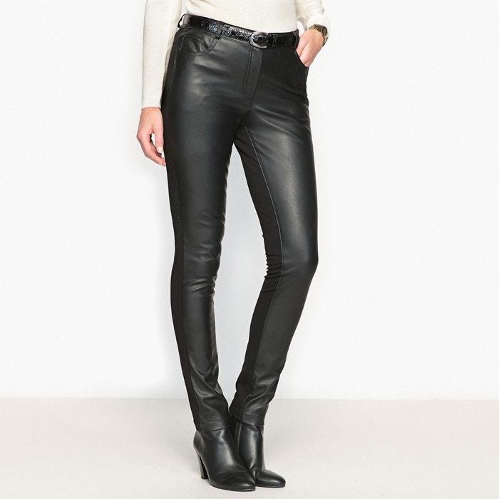 Pantalon bi-matière  en solde ANNE WEYBURN image 0