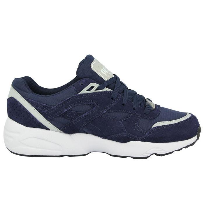 Puma r698 core chaussures mode sneakers homme bleu trinomic bleu Puma
