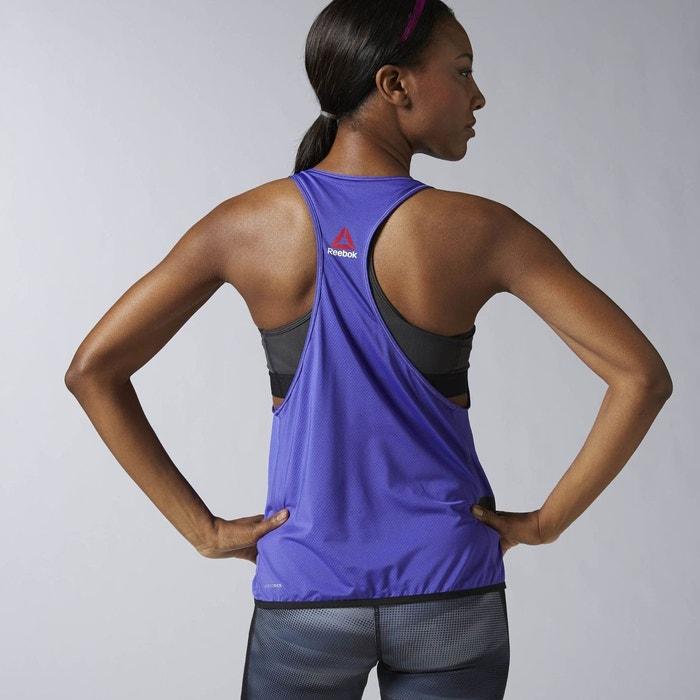 brassiere reebok violet