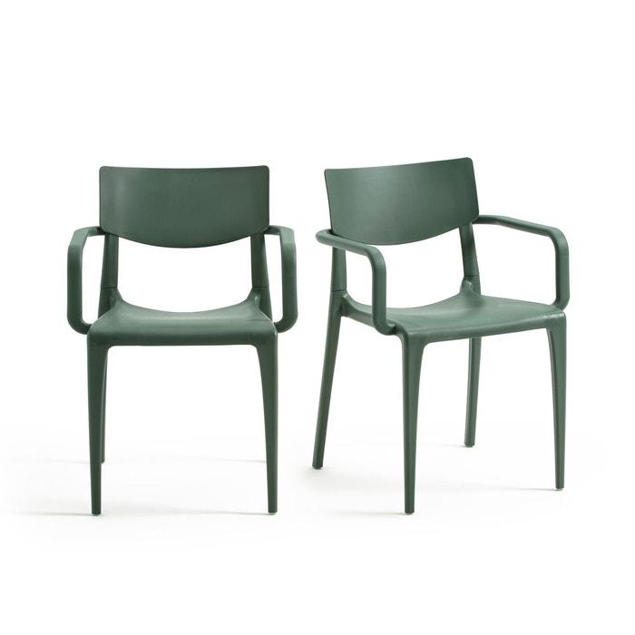 fauteuil de jardin robico lot de 2 la redoute interieurs la redoute. Black Bedroom Furniture Sets. Home Design Ideas