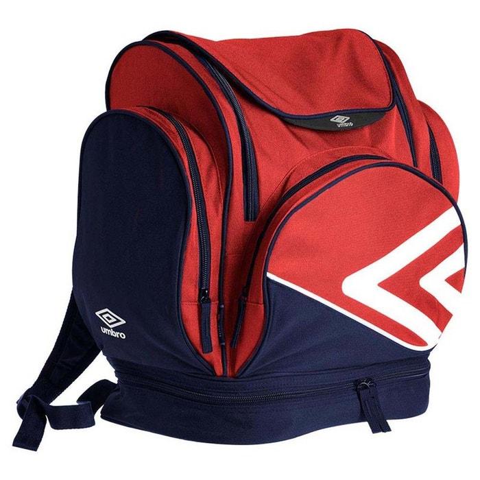 Sacs à dos umbro pro training italia backpack rouge Umbro | La Redoute Vente Pas Cher Avec Une Carte De Crédit Réduction Par Carte De Crédit 4J1Ne