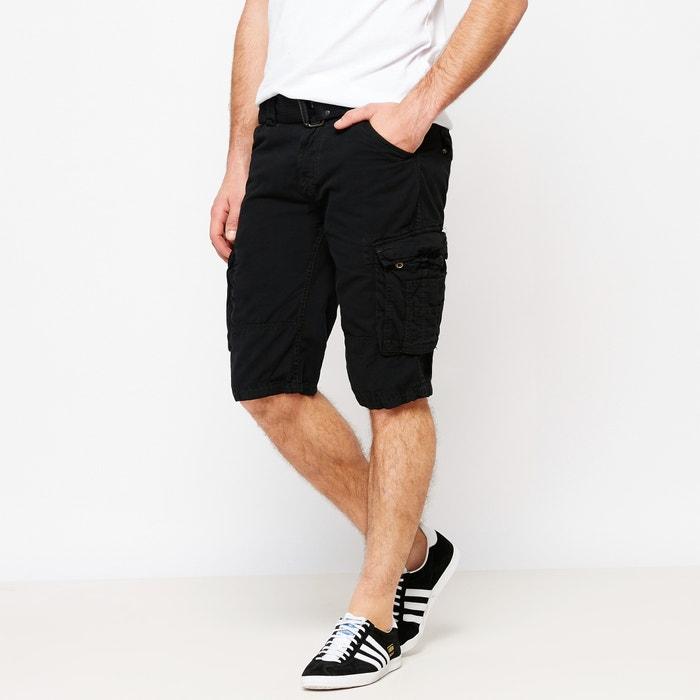 Combat Bermuda Shorts  SCHOTT image 0