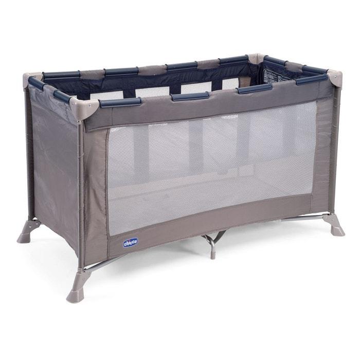 rehausseur lit parapluie chicco bleu chicco la redoute mobile. Black Bedroom Furniture Sets. Home Design Ideas