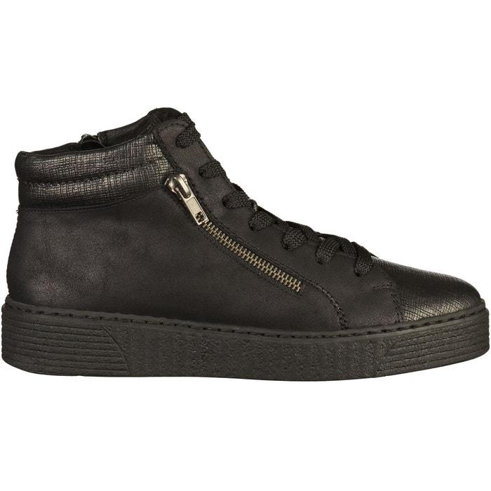 Sneaker noir Rieker