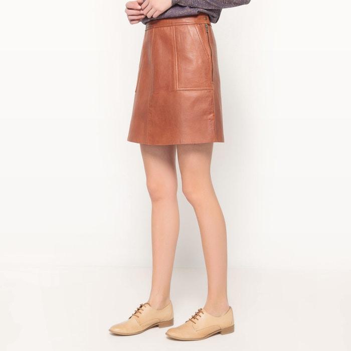 Image Short Leather Skirt R studio