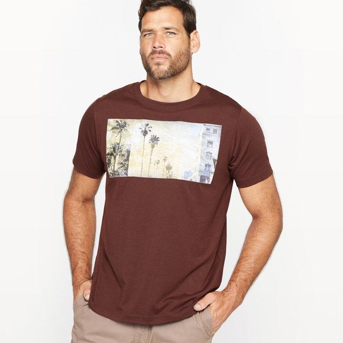 Image T-shirt z nadrukiem CASTALUNA FOR MEN