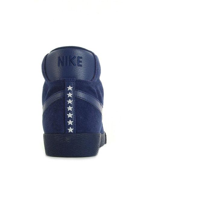 Blazer mid prm vntg bleu marine Nike