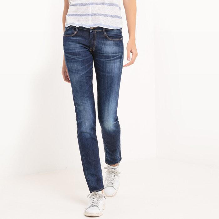 """Image Slim Fit Standard Waist Jeans Length 32"""" LE TEMPS DES CERISES"""