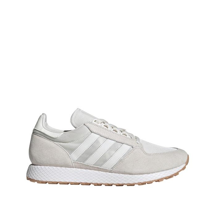 ead651543ea6 Sapatilhas forest grove branco Adidas Originals   La Redoute