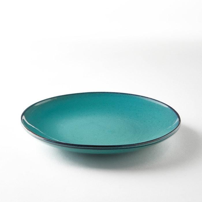 afbeelding Plat bord Ø28,5 cm, Aqua van Serax AM.PM.