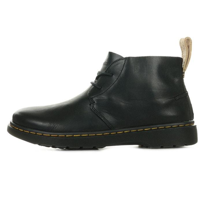 Boots cuir ember noir Dr Martens   La Redoute 0fbfd61e3c50