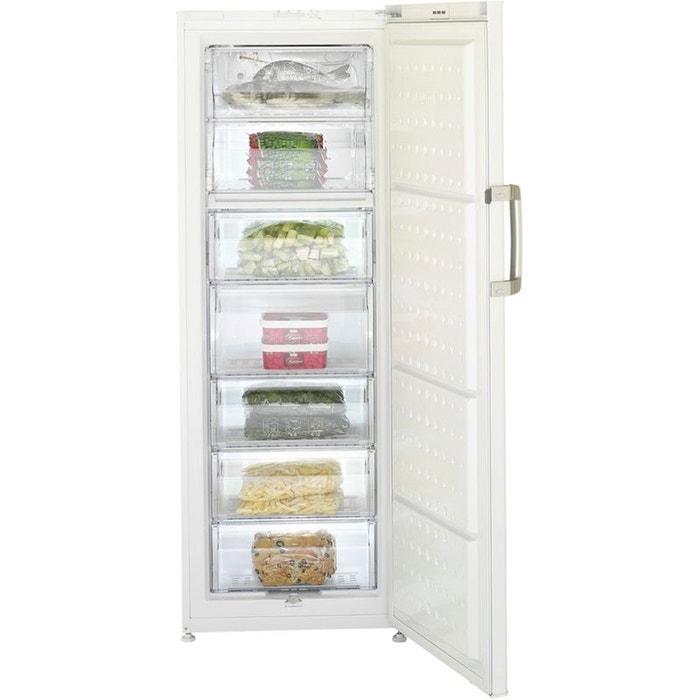 Cong lateur armoire beko fs127320 beko la redoute - Beko congelateur armoire ...