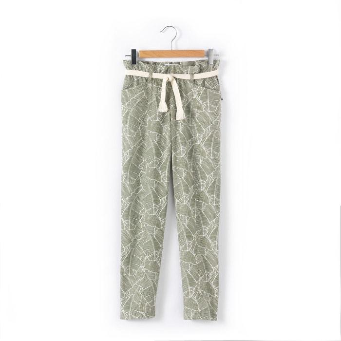 Image Pantalon imprimé LE TEMPS DES CERISES