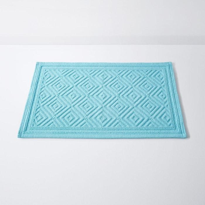 Tapis de bain cairo motif en relief coton 1500 la redoute interieurs la - Tapis de bain la redoute ...