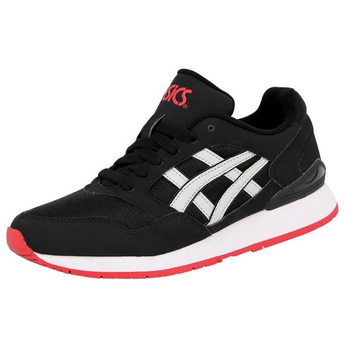 Asics GEL ATLANIS Chaussures Mode Sneakers Homme Noir