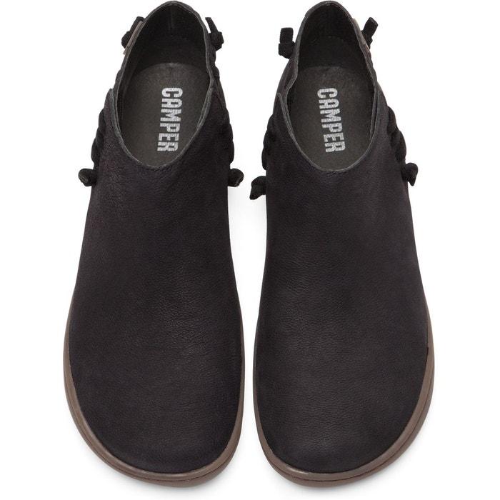 Peu 46824-034 bottines femme noir Camper